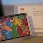 """Smartphone: arriva un nuovo """"phablet"""" ideato da Huawei"""