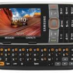 Samsung Array: Il cellulare con doppia tastiera fisica
