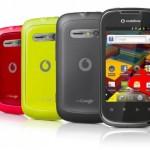 Vodafone Smart 2: Il cellulare sotto i 100 euro
