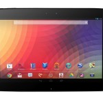 Google Nexus 10: Il tablet da 10 pollici