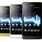 Sony Xperia Go: