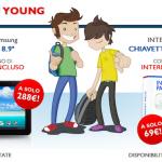 Promo TIM Young, tablet e chiavetta a prezzi scontati