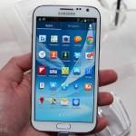 Smartphone: nuova batteria per il Samsung Galaxy Note 2