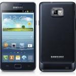 Samsung Galaxy S 2 Plus: la nuova versione presentata al CES 2013