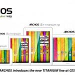 Tablet: Archos svela i suoi nuovi terminali