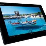 Sony Xperia Tablet Z: Un prodotto tutto nuovo