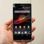 Sony Xperia Z: Un modello iper tecnologico