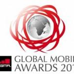Smartphone: ecco le nomination per i Global Mobile Awards 2013