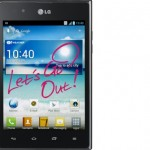 LG Optimus VU: Lo smartphone di media fascia