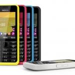 Nokia 301 Dual Sim:Il modello eco sostenibile