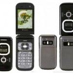 Toshiba TX 80: Un cellulare molto economico