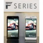 LG presenta un altro smartphone della serie F