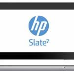 HP torna sul mercato dei tablet con lo Slate 7