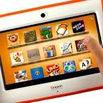 Meep, il nuovo tablet destinato ai più piccoli