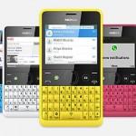 Nokia Asha 210: Un nuovo modello super colorato