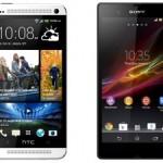 HTC e Sony presentano i loro Top Class