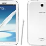 Samsung Galaxy Note 8.0: Ecco tutte le caratteristiche tecniche