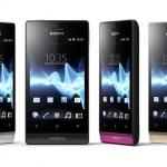 Grandi novità in arrivo per la serie Xperia di Sony