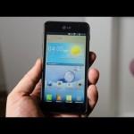 Smartphone: l'Optimus F5 arriva in terra francese