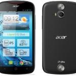 Un nuovo smartphone Acer con Jelly Bean è in arrivo in Europa