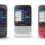 BlackBerry Q5: Smartphone basato su piattaforma BlackBerry 10