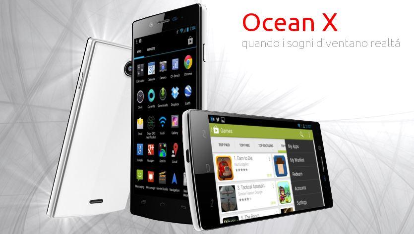 Ekoore Ocean X Pro