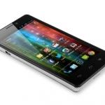 MultiPhone 5430, uno smartphone in commercio dall'azienda Prestigio