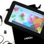 Kraun sempre in moto, pronto alla commercializzazione un nuovo tablet Android