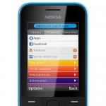 E' nato in casa Nokia il nuovo modello Dual Sim 208
