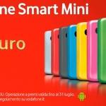Vodafone Smart Mini: Vodafone e il primo smartphone Android a 59 euro