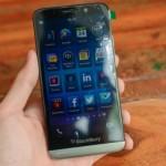 BlackBerry Z30, lo smartphone esagerato