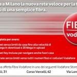 Vodafone, le nuove offerte per Adsl e fibra