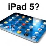 Ecco il nuovo Ipad 5 e tutte le sue caratteristiche