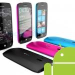 Nokia produrrà un dispositivo Android?