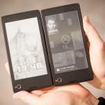 Yotaphone, il telefonino a due schermi è realtà