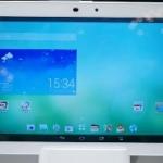 Fujitsu Arrows Tab FJT21, tablet con GPU Adreno 330