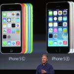 Iphone 5C e 5S arriveranno sul nostro mercato dal 25 ottobre