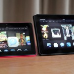 Amazon pronta al lancio di Kindle Fire HD e HDX