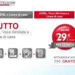 Telecom lancia 'Tutto', telefono e internet senza limiti