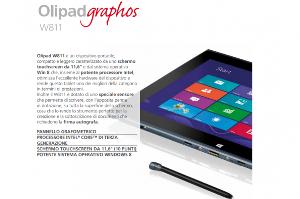 Olivetti Olipad Graphos W811