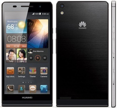 ascend huawei