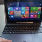 Transformer Book T100, il notebook diventa tablet