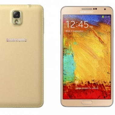 samsung galaxy note 3 oro