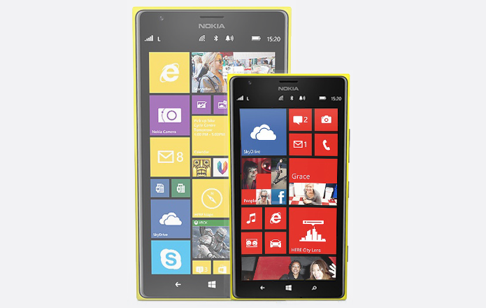 nokia lumia 1520 mini
