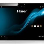 Haier, tablet di altissima qualità