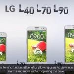 LG, ecco i tre smartphones della Series III