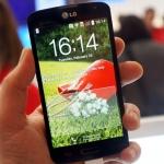 LG F70 smartphone di media fascia e con LTE