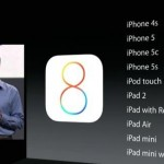 Apple ecco per chi sarà disponibile iOS 8