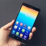 Smartphone, in Europa il Lenovo Vibe Z