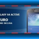 Samsung Galaxy S4 Active è possibile averlo con TIM
